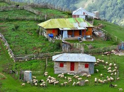 Gilan attractions