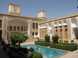 Yazd - Laleh traditional hotel