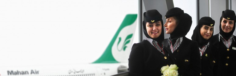 Airplain - Mahan air