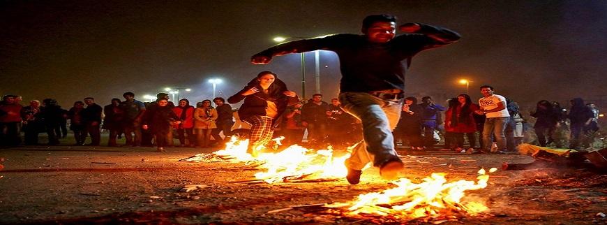 Iranian-Fire-Festival